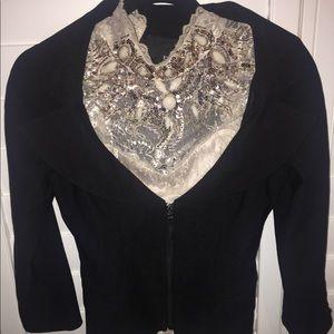 Bebe Black jacket